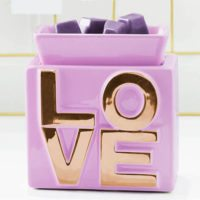 ONCE IN A LIFETIME LOVE SCENTSY WARMER