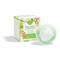 SEA SALT & AVOCADO SCENTSY BATH BOMB