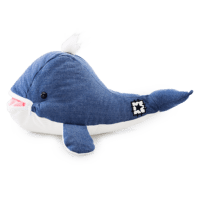BENNY THE BLUE WHALE SCENTSY BUDDY