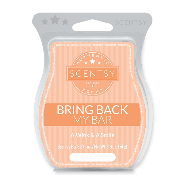 A WINK & A SMILE SCENTSY BAR | BRING BACK MY BAR