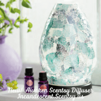AWAKEN SCENTSY DIFFUSER SHADE ONLY