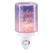 BELIEVE IN YOUR DREAMS NIGHTLIGHT MINI SCENTSY WARMER