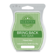 FLOWER SHOP BACK MY SCENTSY BAR 2018