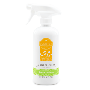 NEW! LEMON VERBENA SCENTSY COUNTER CLEAN | Shop Scentsy | Incandescent.Scentsy.us