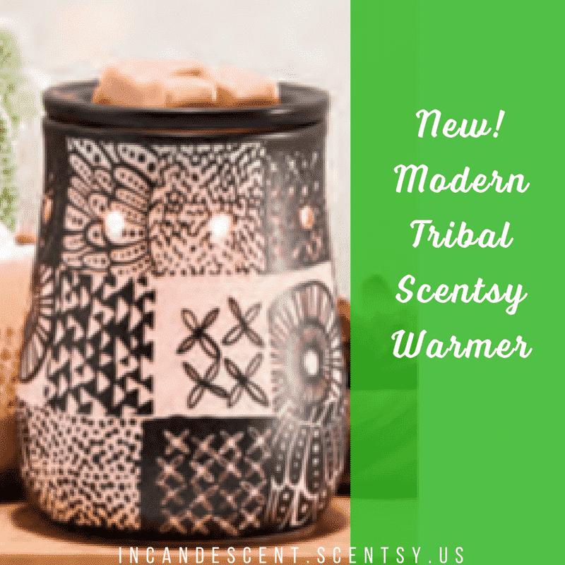 New Modern Tribal Scentsy Warmer Scentsy 174 Buy Online