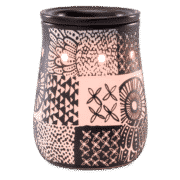 MODERN TRIBAL SCENTSY WARMER