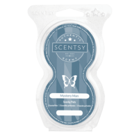 MYSTERY MAN SCENTSY GO PODS