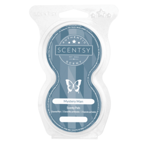 MYSTER MAN SCENTSY GO POD TWIN PACK | MYSTERY MAN SCENTSY GO PODS