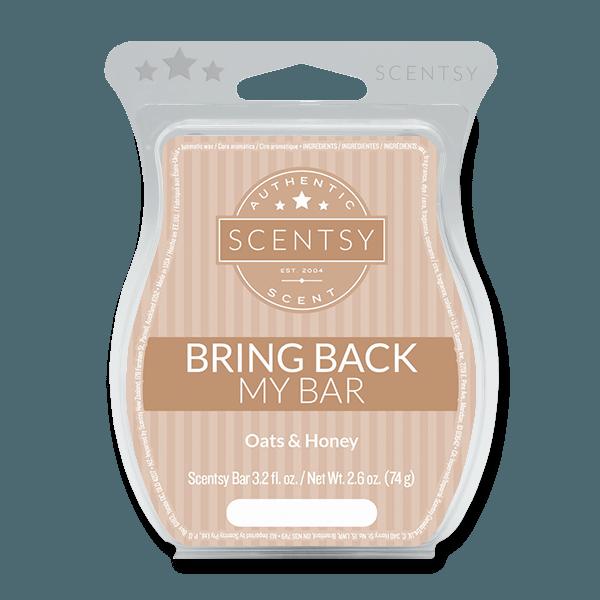 Oats & Honey Scentsy Bar