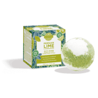 PERSIAN LIME & SANDALWOOD SCENTSY BATH BOMB