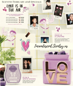 Scentsy Bring Back My Bar Winners Available January 1