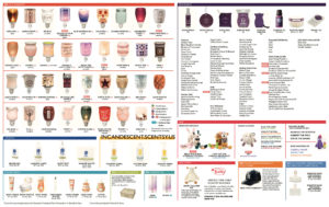 SCENTSY SPRING SUMMER 2018 PRODUCT LIST PAGE 2 INCANDESCENT.SCENTSY.US   NEW SCENTSY SPRING SUMMER 2018 CATALOG INFO