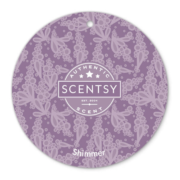 SHIMMER SCENTSY SCENT CIRCLE