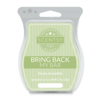 SIMPLY IRRESISTIBLE BACK MY SCENTSY BAR 2018