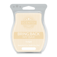 TWILIGHT BRING BACK MY SCENTSY BAR 2018