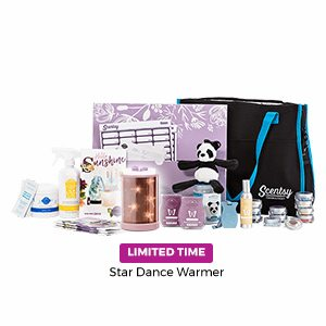 SCENTSY 99 KIT FEBRUARY 2018 STAR DANCE | SCENTSY FEBRUARY 2018 SALE AND NEW SCENTSY CONSULTANT SPECIAL!