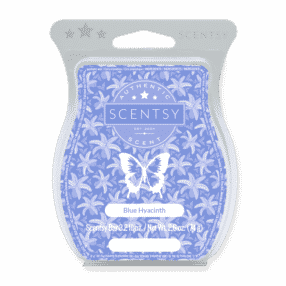 BLUE HYACINTH SCENTSY BAR | BRING BACK MY BAR JUNE 2021