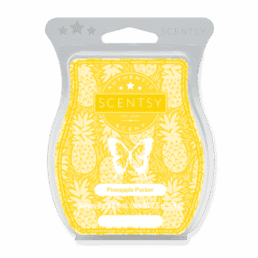 Pineapple Pucker Scentsy Bar