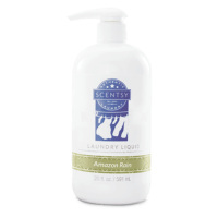 AMAZON RAIN SCENTSY LAUNDRY LIQUID