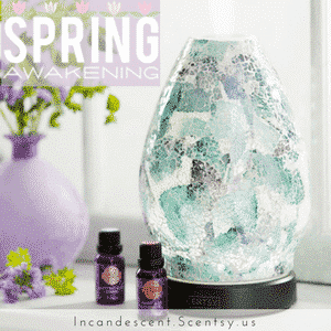 NEW! AWAKEN SCENTSY DIFFUSER SHADE ONLY | Shop Scentsy | Incandescent.Scentsy.us