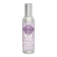 PLUM AND WHITE WOODS SCENTSY ROOM SPRAY