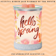 Scentsy Bring Back My Bar Winners List June 2017 Scentsy