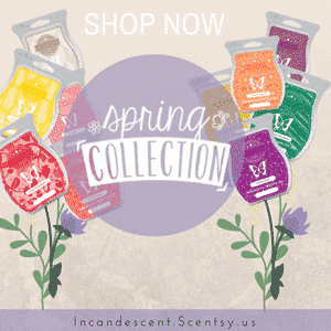 SCENTSY SPRING 2018 NEW FRAGRANCES