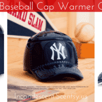 Scentsy Baseball Cap Team Warmer Collection - Spring time is Baseball Time