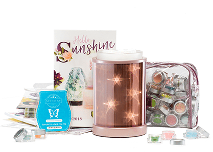 STAR DANCE WARMER FOR 49 | SCENTSY FEBRUARY 2018 SALE AND NEW SCENTSY CONSULTANT SPECIAL!