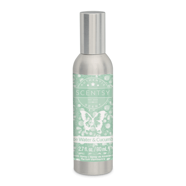 Aloe Water & Cucumber Scentsy Scent Circle
