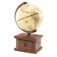 AROUND THE WORLD GLOBE SCENTSY WARMER