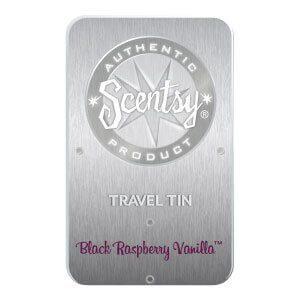 BLACK RASPBERRY VANILLA SCENTSY TRAVEL TIN   BLACK RASPBERRY VANILLA SCENTSY TRAVEL TIN   Shop Scentsy   Incandescent.Scentsy.us