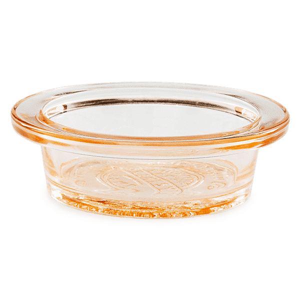CHAMPAGNE SCENTSY WARMER DISH ONLY
