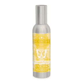 PINEAPPLE PUCKER SCENTSY ROOM SPRAY