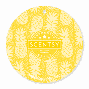 PINEAPPLE PUCKER SCENTSY SCENT CIRCLE