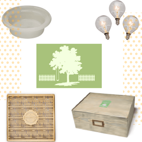 SCENTSY BULBS & ACCESSORIES, REPLACEMENT PARTS