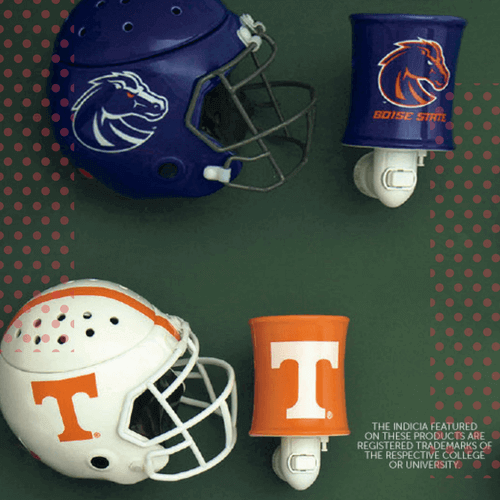 SCENTSY COLLEGIATE WARMERS