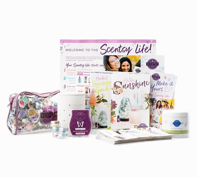 EARN A SCENTSY STARTER KIT WITH A PARTY