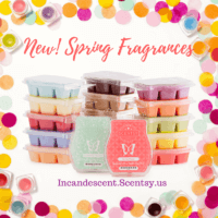 SCENTSY NEW SPRING SUMMER 2018 FRAGRANCES