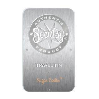 SUGAR COOKIE SCENTSY TRAVEL TIN | Shop Scentsy | Incandescent.Scentsy.us