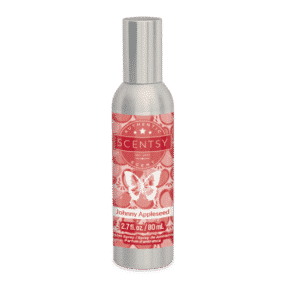 JOHNNY APPLESEED SCENTSY ROOM SPRAY