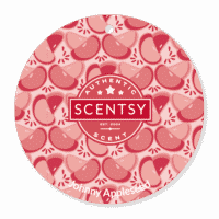 Johnny Appleseed Scentsy Scent Circle