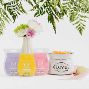 LOVE SCENTSY WARMER BUNDLE | SCENTSY MOTHER'S DAY 2018 BUNDLES AND SPECIALS