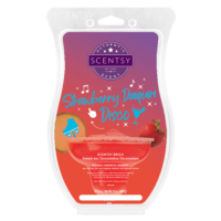 STRAWBERRY DAIQUIRI DISCO SCENTSY BRICK