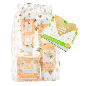 MANDARIN GRAPEFRUIT AMBER SCENTSY BODY BUNDLE
