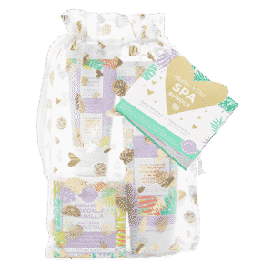 PINEAPPLE COCONUT VANILLA SCENTSY SPA BODY BUNDLE