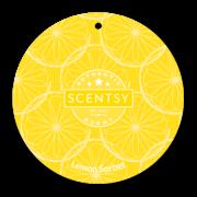 LEMON SORBET SCENTSY SCENT CIRCLE