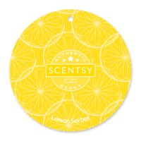 LEMON SORBET SCENTSY SCENT CIRCLE