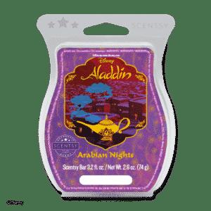 ARABIAN NIGHTS SCENTSY BAR