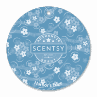 HARBORS EDGE SCENTSY SCENT CIRCLE
